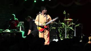 Wyclef Jean- No Woman, No Cry (Brooklyn Bowl- Tue 3/22/16)