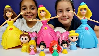 Hi friends:) Me and Summer loved the Dancing Princess Dolls they ar...