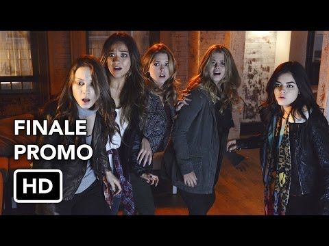 "Pretty Little Liars 4x24 Promo ""A is for Answers"" (HD) Season Finale"