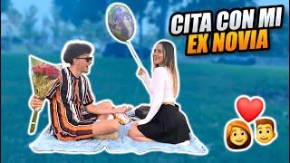 LLEVO A MI EX NOVIA A UNA CITA ROMÁNTICA *fue muy lindo*