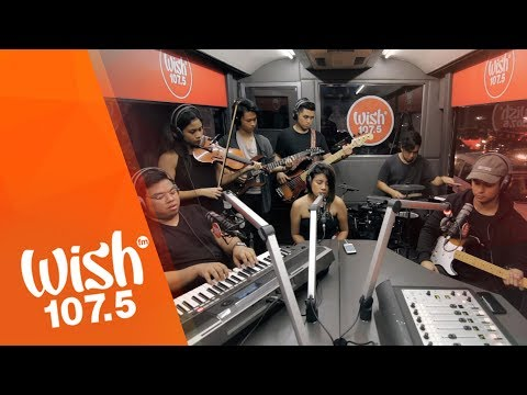"Dane Hipolito (ft. Keiko Necesario) performs ""Slide"" LIVE on Wish 107.5 Bus"