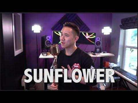 "Post Malone x Swae Lee ""Sunflower""  Jason Chen Cover"