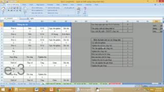 Học lập trình VBA chỉnh sửa định dạng ngày tháng trong biên bản nghiệm thu, yêu cầu nghiệm thu