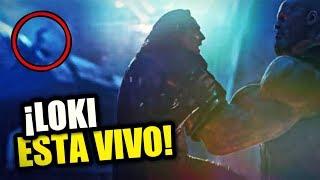 ¡Esta Escena De Avengers Infinity War Revela El Engaño De Loki! LOKI ESTA VIVO! Te Sorprenderá