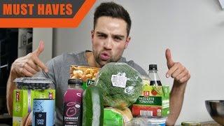 Fitness Lebensmittel - Must Haves!!! | Goeerki