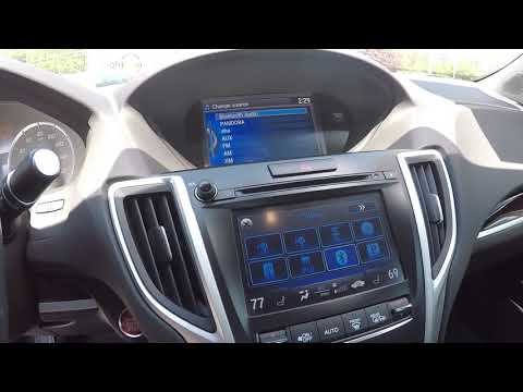 Walkaround Review of 2017 Acura TLX 95127A