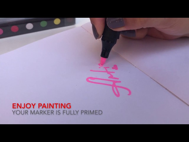 Top 10 Paint Markers of 2019 | Video Review