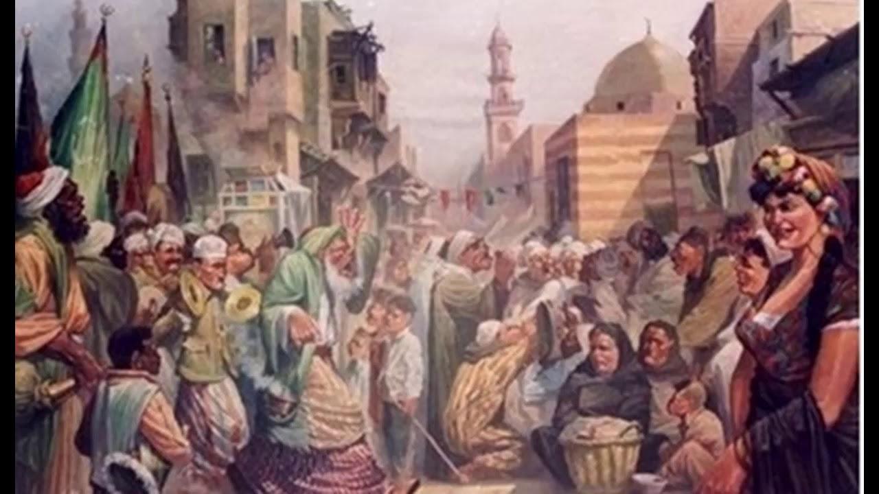 حكاية المثل اشلعبي اتلم الشامي على المغربي