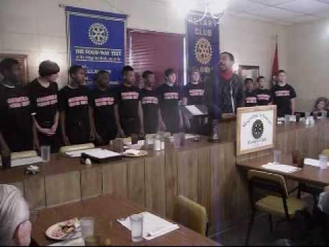 Magnolia Junior High School Boys' Choir