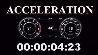 VW Tiguan // ACCELERATION // 2.0 TSI 180HP DSG 4Motion