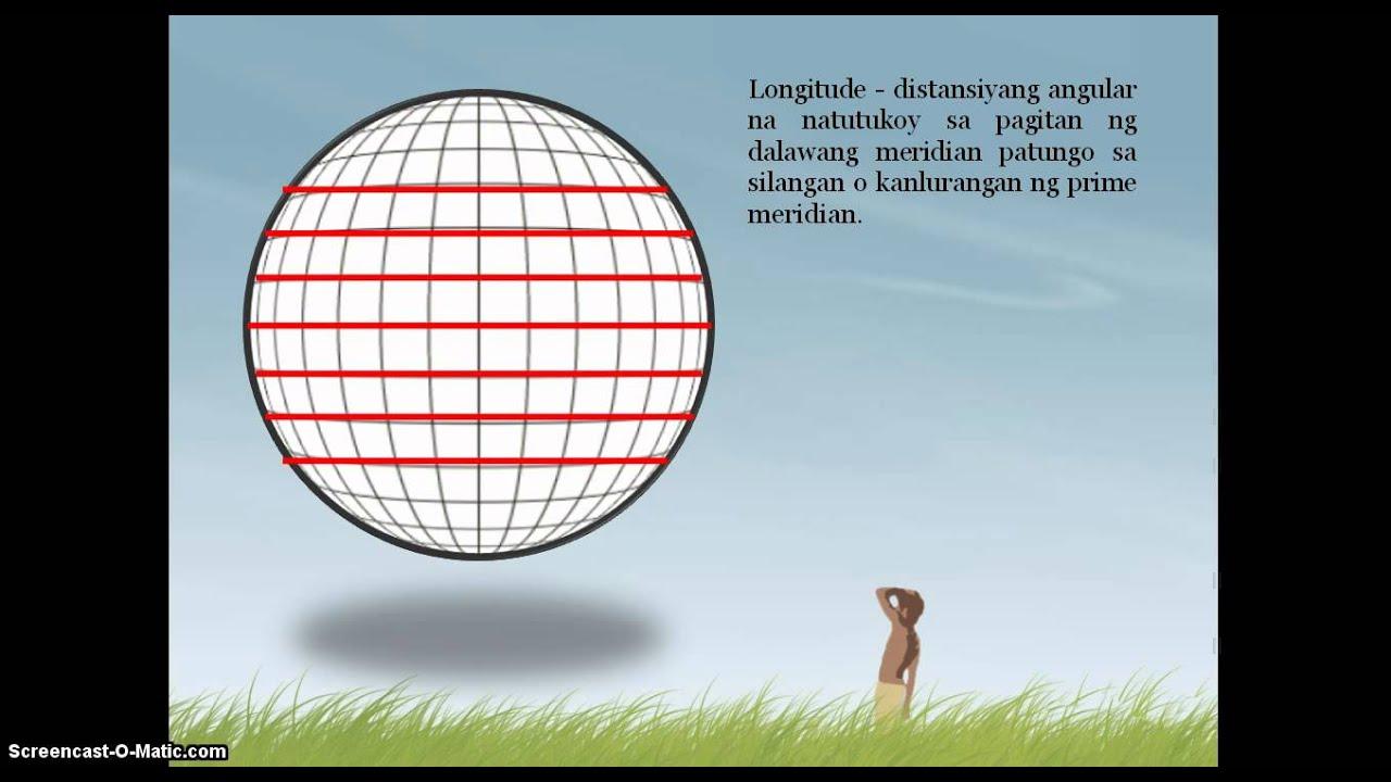 medium resolution of mga Bahagi ng Globo - YouTube