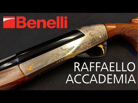 Их всего в мире 1000 штук. Benelli Accademia