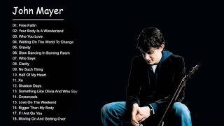 John Mayer Greatest Hits Full ALBUM 2020 - Best Songs Of John Mayer
