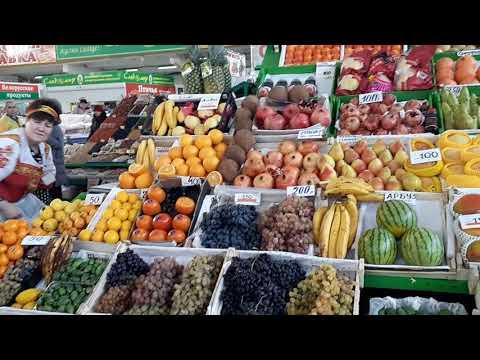 Центральный рынок Новосибирска...или турецкий рынок?