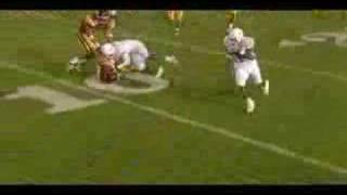 vince young -  2006 Rose Bowl highlights