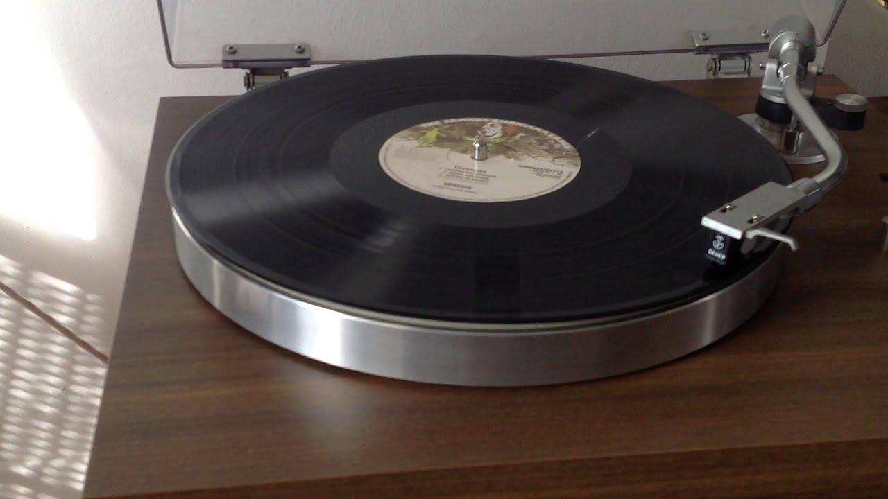 Turntable Yamaha Yp-450
