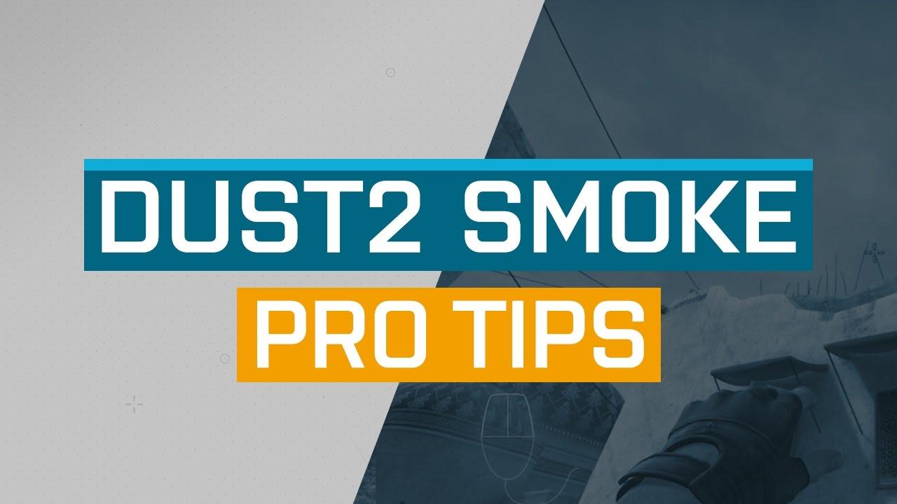 CS:GO - ProTips: Dust2 Xbox Smoke