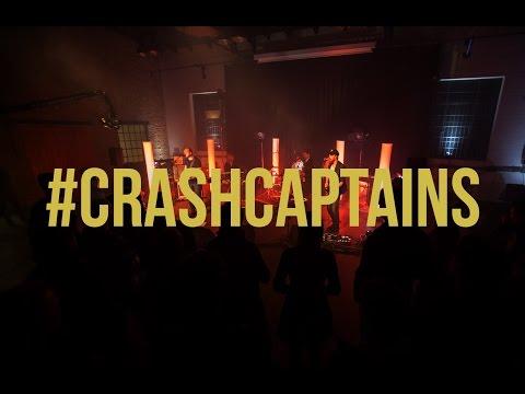 #Berlinbands Live, Crashcaptains