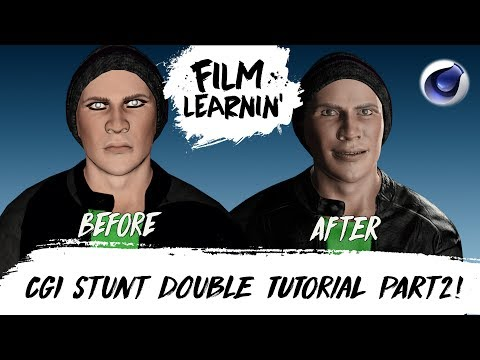 CGI Stunt Double Tutorial Part 2! | Film Learnin