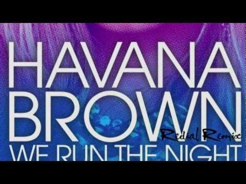 Havana Brown - We run the night ft. Pitbull explicit (audio)