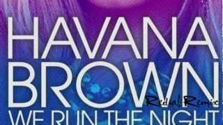 Download Havana Brown - We run the night ft. Pitbull explicit (audio)