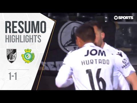 Guimaraes 1-1 Setúbal (Liga 30ªJ): Resumo
