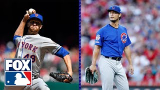 Should Yu Darvish pitch in the postseason and can the Mets keep their magic going | MLB WHIPAROUND