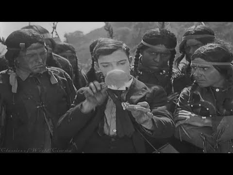 Buster Keaton – The Paleface (1922) Silent  film