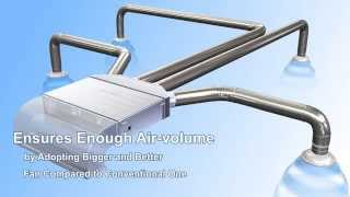 SAMSUNG Brand New Duct with Auto ESP Function ~ Redefining System A/C Standards [by ESE]