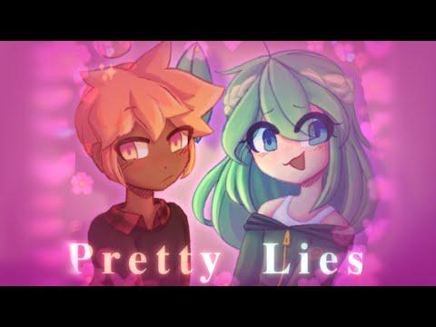 Pretty Lies Meme -  Ft  Bfb Firey And Leafy