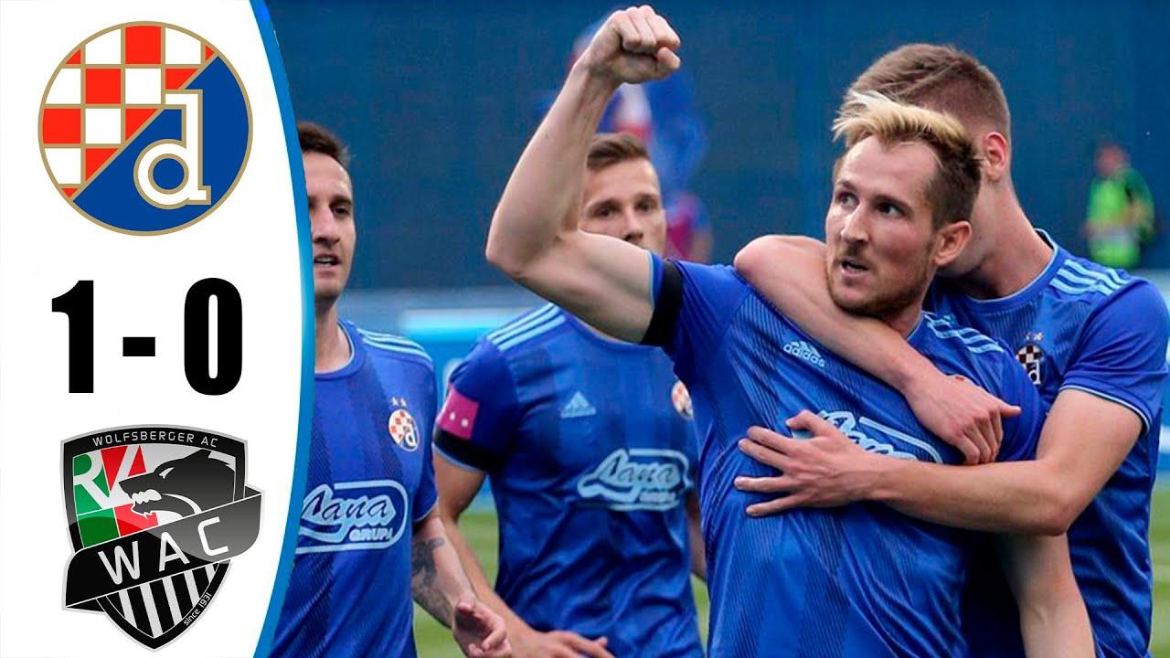 Dinamo Zagreb Vs Wolfsberger 1 0 All Goals Highlights 05 11 2020 Hd Youtube