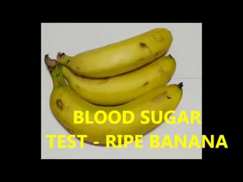 blood-sugar-test---ripe-bananas-vs-diabetes---are-bananas-good-for-diabetes?