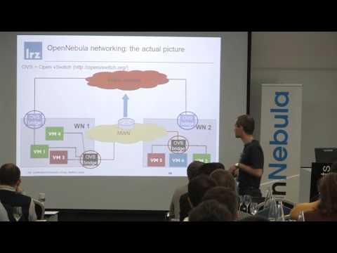 OpenNebula at the Leibniz Supercomputing Center by Matteo Lanati   LRZ