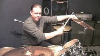 How To Set Up Band Equipment : How to Choose Drum Cymbals on Stage