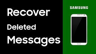 [Samsung GALAXY Recovery] How to Recover SMS Text Messages on Android ?