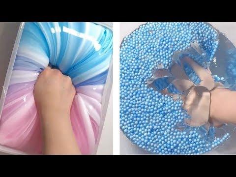 Santai Video Slime #78 (Slime ASMR)
