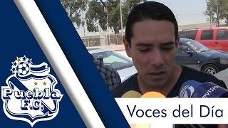 Puebla FC   Oscar Rojas   Puebla FC