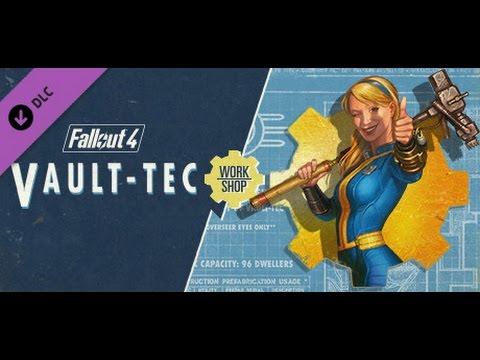 Fallout 4   Vault-tec workshop dlc part 1  