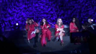 Fifth Harmony - Brave, Honest, Beautiful (Hong Kong Live - Asia World Expo 2017)