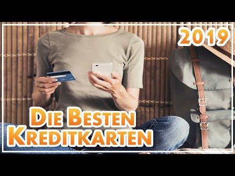 💳 Die Besten KOSTENLOSEN Kreditkarten 2019 💳