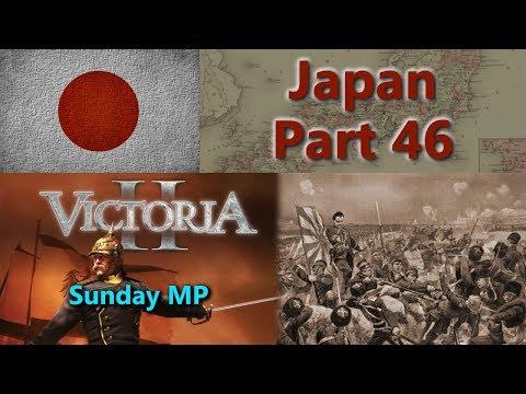 Japan - Victoria II Sunday Multiplayer - Part 46