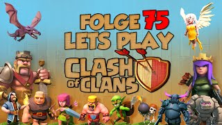 "[Folge 75. ""24h Weltmeister""] Let´s Play - Clash of Clans [German/Deutsch]"