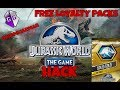 How To Get Loyalty Pack For FREE In Jurassic World With GameGuardian