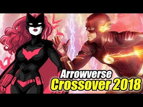 GOTHAM y BATWOMAN Confirmados - The Flash/Arrow MEGA CROSSOVER 2018 ¿Nueva Serie?