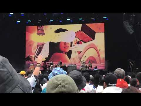 Anderson .Paak & The Free Nationals - Sweet Gidget(@ Fuji Rock Festival 180729)