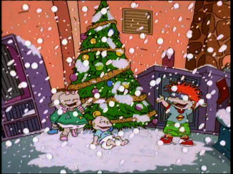 christmas in july 2015 rugrats let it snow podcast - Rugrats Christmas
