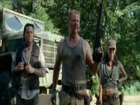 Sheamus debuts in The Walking Dead