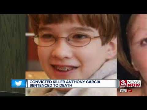 FULL STORY: 'Creighton Killer' Anthony Garcia sentenced to death