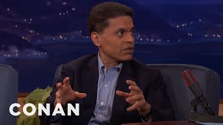 Fareed Zakaria On Trump's Media Domination  - CONAN on TBS