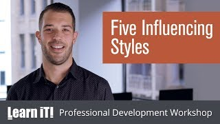 Five Influencing Styles